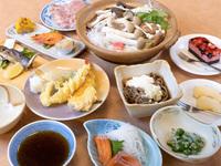 【Go To キャンペーン対象】【夕食付き】旬の味覚鍋料理付きプラン