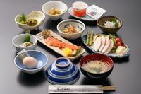 【Go To キャンペーン対象】【朝食・夕食付き】旬の味覚鍋料理付き2食プラン