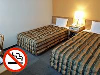 【 禁煙 ツインA 】 ※巾110cmベッドお二つのお部屋。