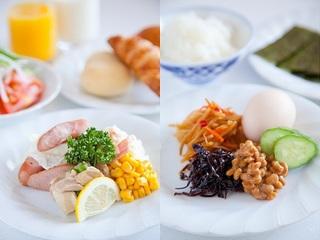 【3連泊割引】  シングル(人気の朝食付き)◆ホテル横無料駐車場完備◆周辺に飲食店多数有♪