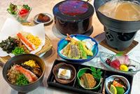 奄美の鶏飯御膳◇朝夕2食付きプラン