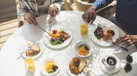 【平日限定/中国料理ディナー】ディナーオーダーバイキング「満福晩餐」(夕朝食付)※夕食17:30開始