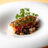 50歳からの大人旅じぶんらしく愉しむオーベルジュ/季節食材を味わう至高のイタリアン
