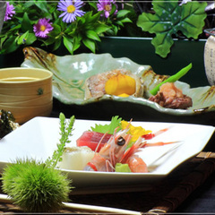 【添い寝歓迎】創作和食と富士の眺望風呂を楽しむ2食付きプラン♪
