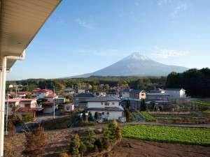 絶景☆富士山が望める和室