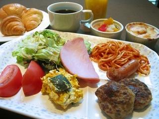 朝食バイキング付プラン