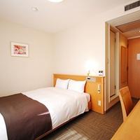 【禁煙】シングル(シモンズ)■1室2名利用ベッド140cm幅