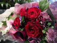 2人の記念日を特別な1日に *アニバーサリーカードキー&花束付*特別階・65〜66階「ザ・クラブ」