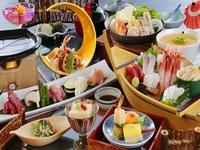 【舟盛・お肉食べ比べ・いしる鍋】北陸新幹線開業5周年記念!北陸のうまいもん祭りプラン