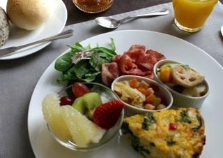 ボリュームたっぷり!おいしい朝食付きツイン☆