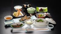 【季節会席】大正8年創業!美山で「日本の原風景」×「旬の地元食材」を堪能
