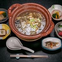 【期間限定】和の高級食材★すっぽん料理でお肌プルプル♪2食付