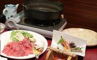 【茨城の味覚】常陸牛を贅沢に味わうコース!牛しゃぶ90分食べ放題付