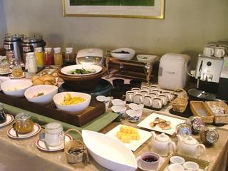【必見・魅力】☆人気の朝食サービス☆茨城名産の納豆すくい放題!元気の源はみまつホテルから!