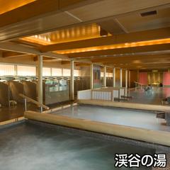 リニューアル客室でゆったり☆セミダブルベッド付渓谷側和洋室☆五感を満たすライブキッチンバイキング