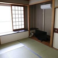 【喫煙】山側和室6畳※/バスなし/お風呂は温泉大浴場利用