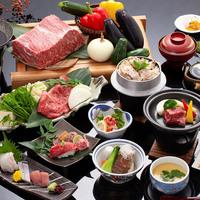 【夕食お部屋食】ご要望にお応えして!お肉を満喫☆黒毛和牛会席