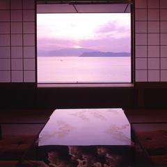 【夕食お部屋食】伊勢海老・メバル・虎魚・紀州鴨の贅沢会席