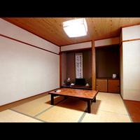 和室(8畳)Wi-Fi完備・バス、トイレなし