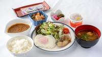 【シンプルステイ】朝食付き・ホテル正面に平面無料駐車場完備!