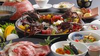 【夏休みにオススメ】神戸牛しゃぶしゃぶや新鮮海の幸など 波の華会席【お部屋食】
