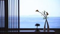 【1泊朝食付】オーシャンビューの部屋と温泉ステイ