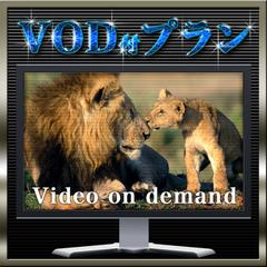 【VOD付】200タイトルが見放題!お部屋でシネマプラン