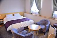 【楽天限定】リニューアルした広いお部屋をシングルユースで1000円OFF<朝食付>