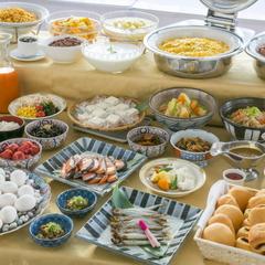 【朝食&2000円分の夕食付き】朝食も夕食もホテルグリーンパーク津におまかせプラン♪1名様対象