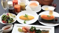 【WEB限定】癒しの旅(洋食コース料理)