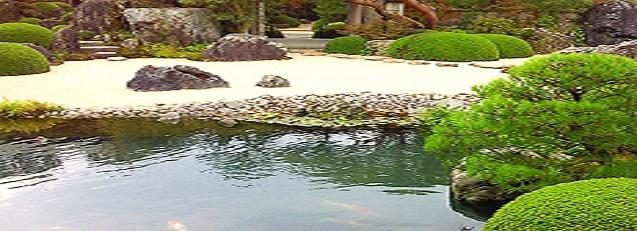 美しい日本庭園 足立美術館