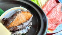 【春・和食会席「極」】山陰沖高級魚のどぐろ・和牛しゃぶしゃぶ・鮑陶板焼きを贅沢に楽しむ【Sランク】