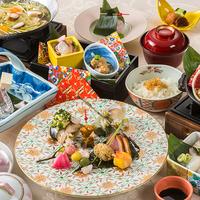 【夕朝食付★日本料理】癒しの湯ったり温泉&季節の和食会席♪【2021年4月〜】