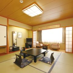 【禁煙】10畳の和室 【たたみのお部屋でのんびり】