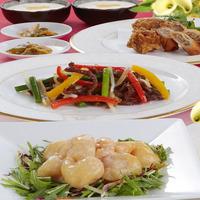 【中国料理】ご家族・三世代・グループで 定番中国料理を卓盛で楽しむ基本コース