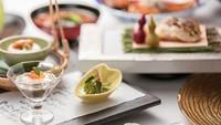 【-全5品-】造り・焼物・寿司を愉しむ 寿司会席×和御膳朝食付き