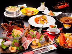 【秋グレードアップ】6種の海老を贅沢に堪能 「秋色エビ祭り」
