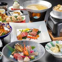 平日限定!2連泊プラン 夕食は「AOI〜葵〜」コース