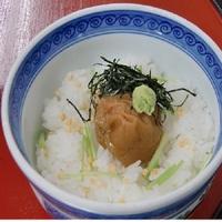 【広間食】紀州の梅まだいづくし会席