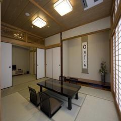 特別室:10畳+6畳:東館和室