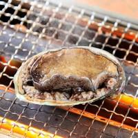 【鮑×蟹×海鮮浜焼き】鮑の踊り焼きと一緒に蟹や海鮮浜焼き食べ放題を愉しむ