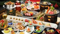 【宮城県および東北在住のお客様限定】【20%OFF】仙台牛&鮑踊り焼き《らん亭膳》を味わう贅沢プラン