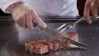 【都民の方にオススメ】早めのディナー!18,000円神戸牛鉄板焼付ステイ(夕朝食付)