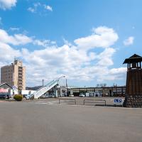 ◆GW限定割引!◆JR白石駅隣接!スタンダードプラン☆素泊まり☆駐車料金無料
