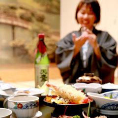 【お食事11品】2017年スタンダード会席コース◆現金特価