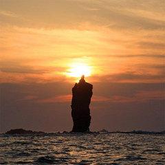 神秘の島♪「ローソク島」の船着き場に1番近いホテル★遊覧船乗船予約手続き付<記念品付き>
