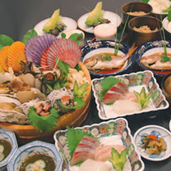 【★当館人気No.1★】<隠岐の絶景「ローソク島」に一番近いホテルへ>隠岐ならではの新鮮魚介を堪能♪