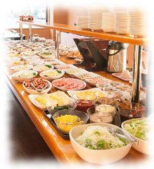【1泊朝食付・手作りのおかずが大好評♪】60品を超える朝食バイキング ご堪能プラン