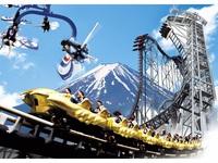 【チケット】『特典付き!富士急ハイランドフリーパス』付き!!〜1泊素泊まりプラン〜