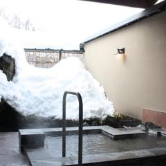 【お得♪リフト1日券付き】藤原スキー場徒歩0分!11種類の貸切露天風呂1回無料!
